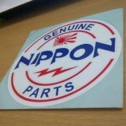 JDM Style Sticker nippon parts
